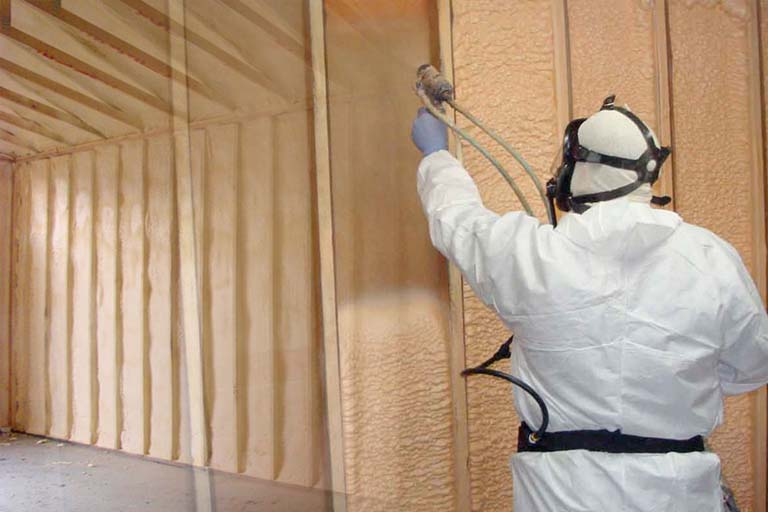 spray foam Boston spray foam service
